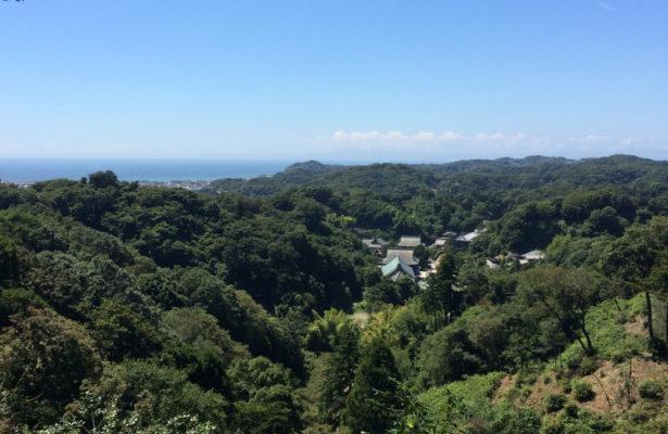 鎌倉アルプス 天園ハイキングコース