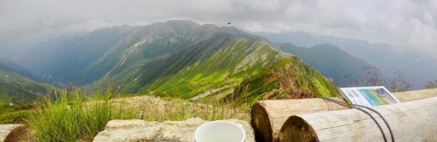 鷲羽岳&水晶岳